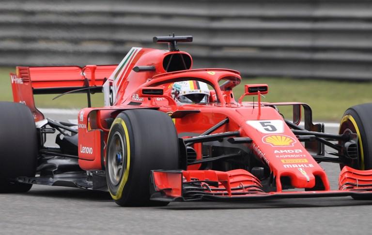 Vettel rajtolhat az élről