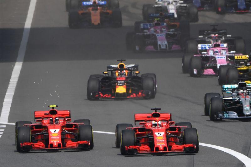 F1: Daniel Ricciardo nyerte a Kínai Nagydíjat, Hamilton ötödik, Vettel nyolcadik lett
