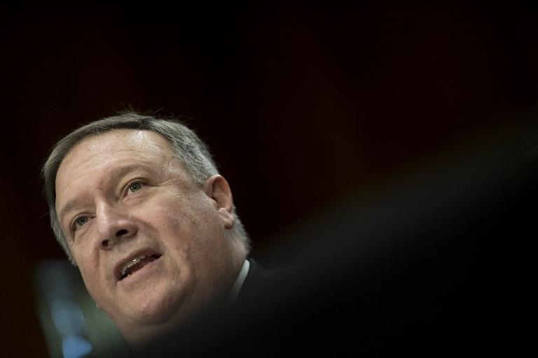 Az amerikai szenátus külügyi bizottsága megszavazta Mike Pompeo külügyminiszteri jelölését