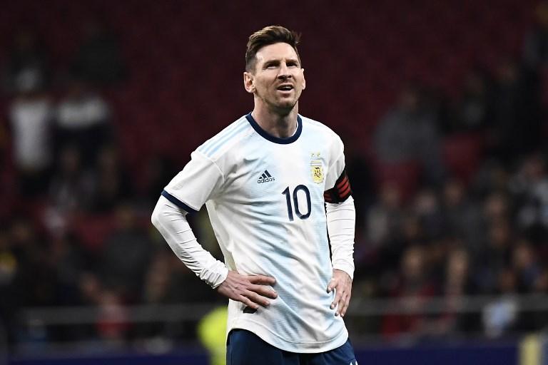 Szeméremcsontját fájlalja Messi