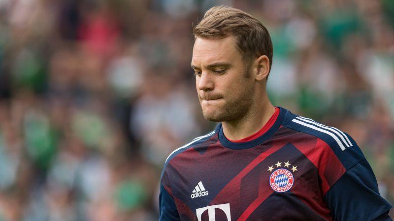 Neuer biztos benne, hogy tavasszal visszatér a pályára