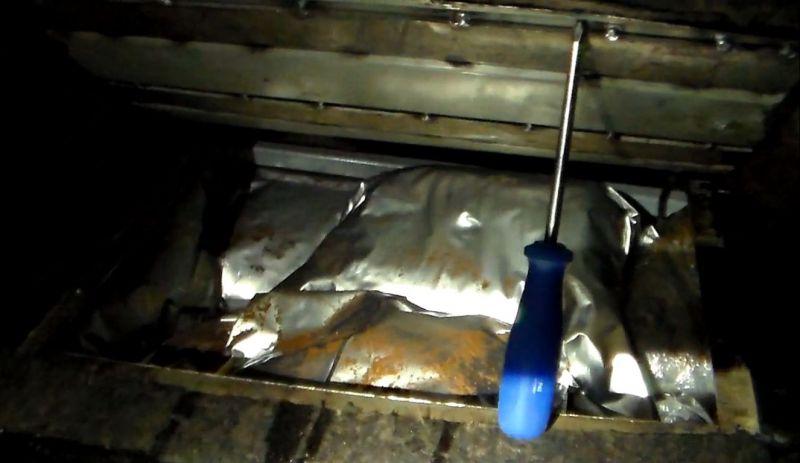 Marihuánát találtak egy autó alvázában, a rajkai határátkelőnél