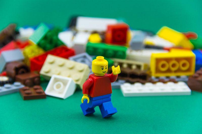 Elképesztő! Vak gyerekek számára készítenek LEGO-t
