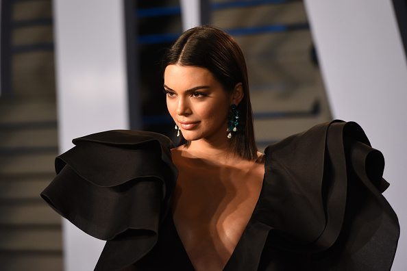 Popsit villantott Kendall Jenner
