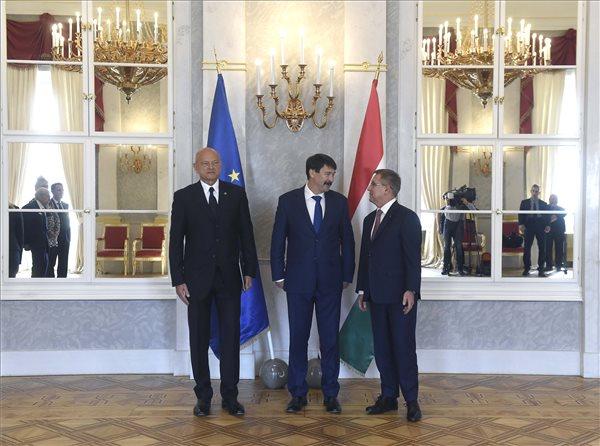 Áder János a Magyar Nemzeti Bank alelnökévé nevezte ki Patai Mihályt