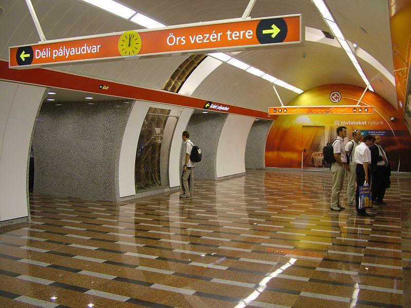 Nem jár a 2-es metró a Puskás Stadion és az Örs vezér tere közt