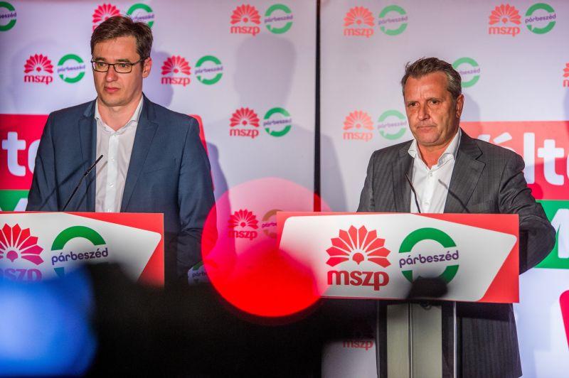 """Galló Béla politológus szerint """"az MSZP végleg elvesztette váltópárti státuszát"""""""