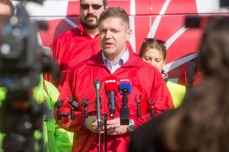 MSZP: amit a Fidesz csinál, az patkánykormányzás