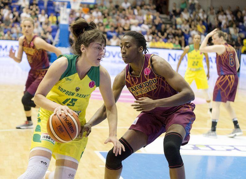 Óriási magyar kosárlabda siker: Euroliga döntőbe jutott a Sopron