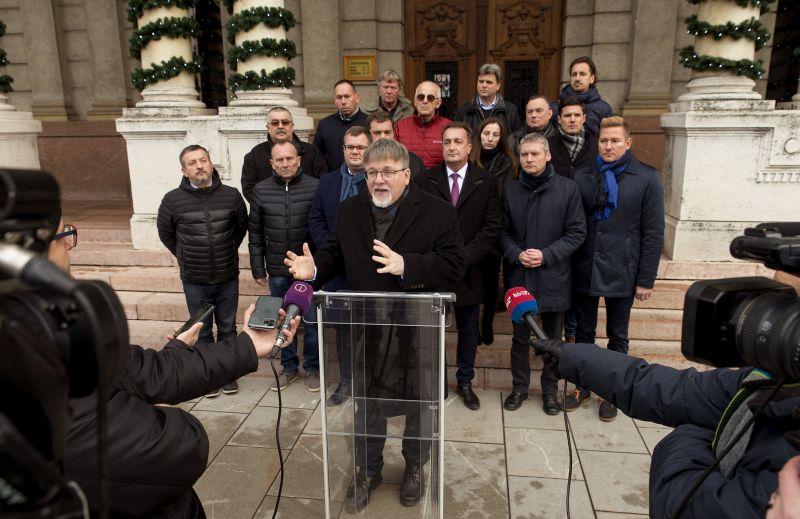 Hollik szerint új korszak kezdődik Győrben Dézsi megválasztásával