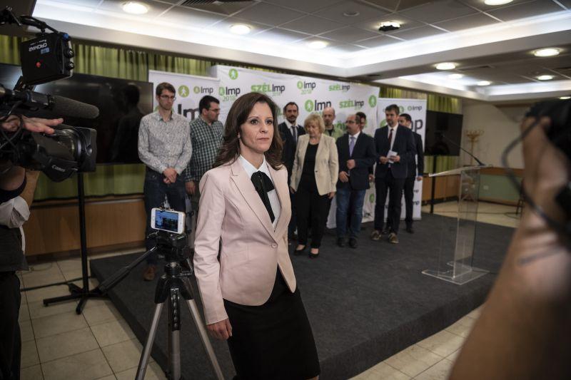 Három elnökségi tag mondott le az LMP-ben – teljes tisztújítás lehet
