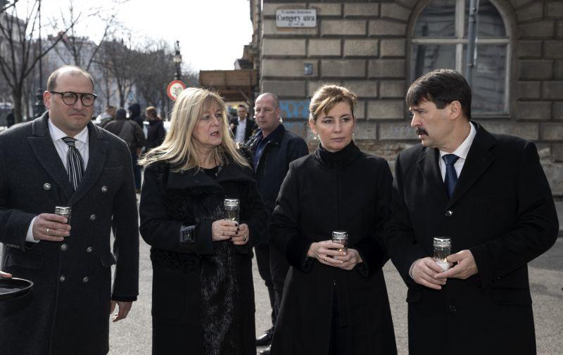Schmidt Mária kormánybiztos lett