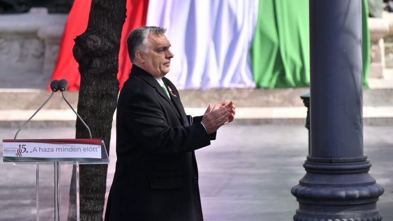 """Orbán Viktor: """"keresztény kultúra nélkül nem lesz szabad élet Európában"""" – videó"""
