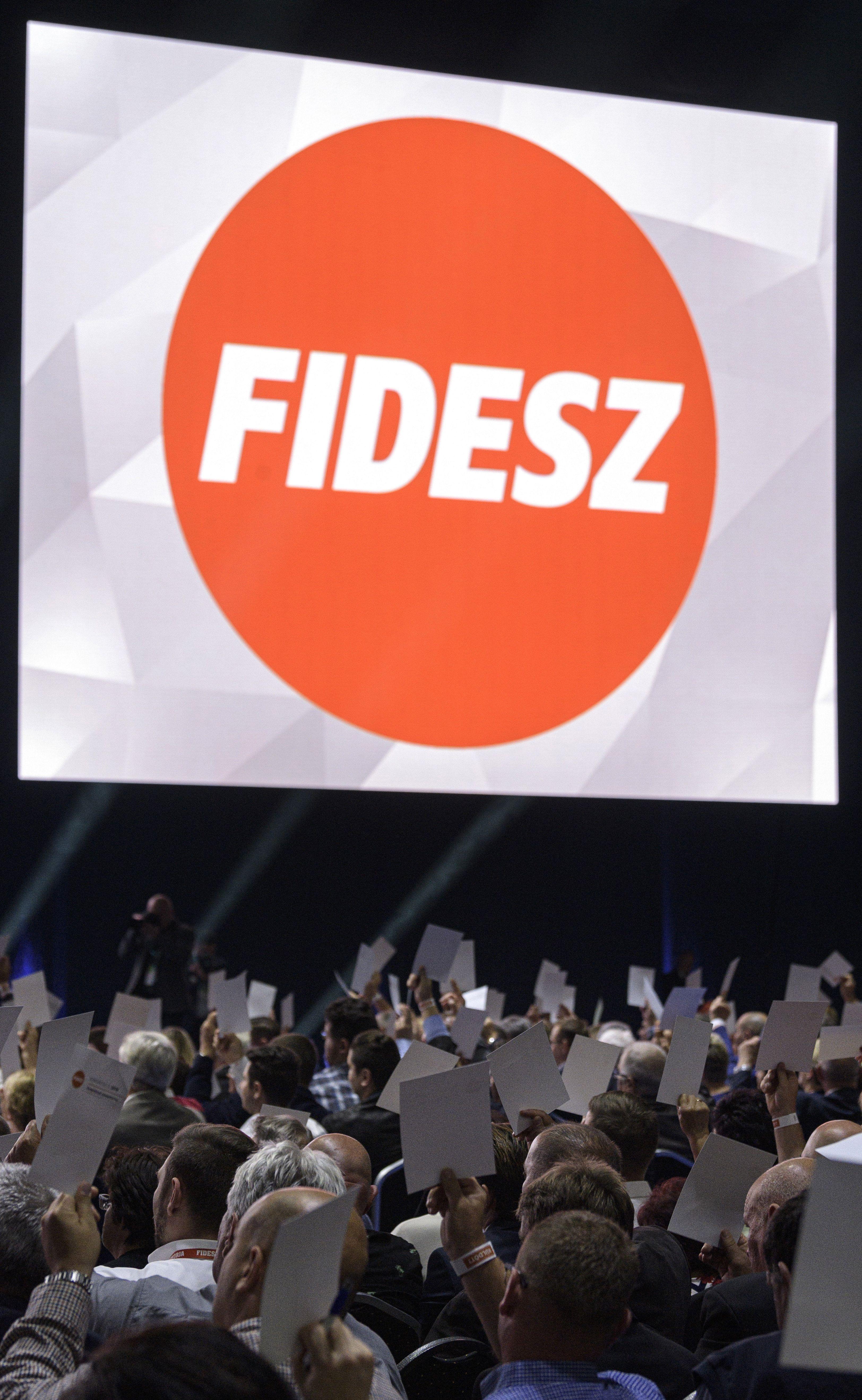 Orbán Viktor meghatódott, hogy újra a Fidesz elnökének választották