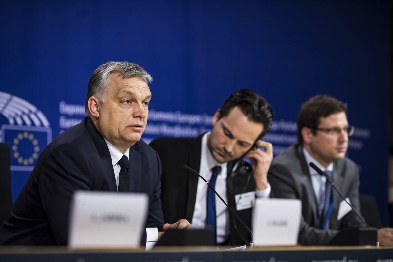 Orbán Balázs: a Fidesz nyerte meg a néppárti csatát
