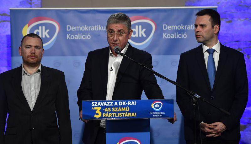 A Jobbiknál, a DK-nál és a Párbeszédnél is hiányosságokat állapított meg az ÁSZ