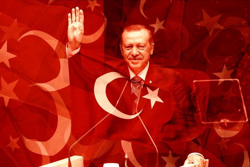 Erdogan helyesli az éjjeli szíriai légicsapást