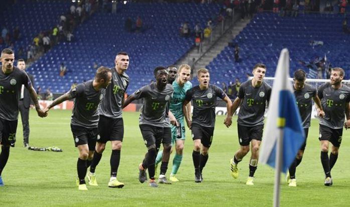 A köztévén bemondták, hogy a Fradi 11-11-et játszott az Espanyol otthonában – videó