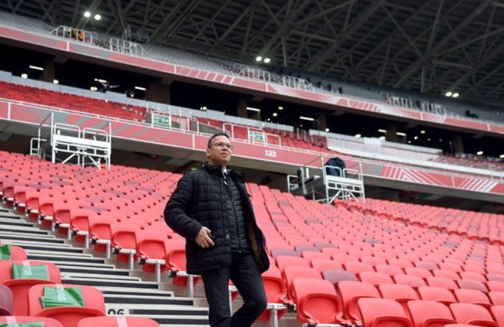"""""""15 ezer embernek adott munkát az új Puskás"""" – Átadta a stadiont Fürjes Balázs"""