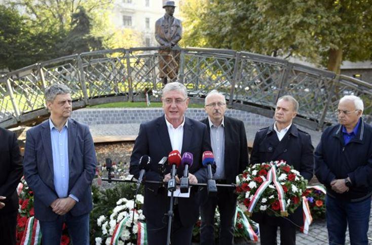 Gyurcsány szerint aki nem ítéli el a kurd népirtást, az egyetért a magyar szabadság eltiprásával is