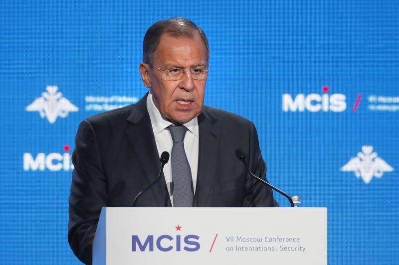 Lavrov: fogy a bizalom a Nyugattal szemben