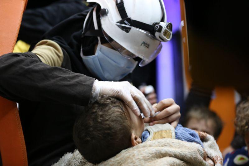 Növekszik a nemzetközi feszültség Szíria miatt, Moszkva nem akarja a helyzet eszkalálódását