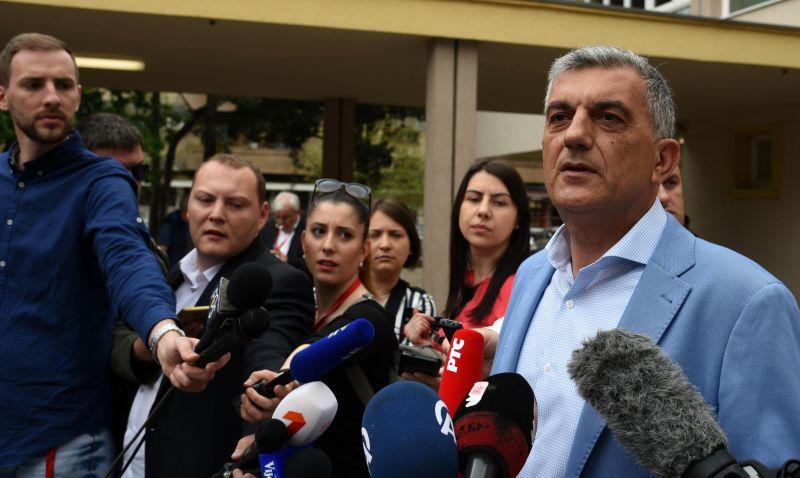 Befejeződött a montenegrói elnökválasztás
