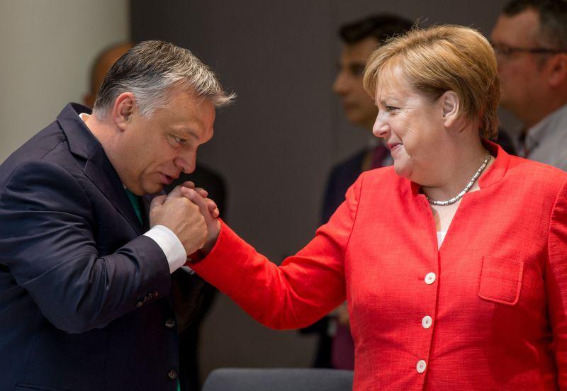 Angela Merkel július 5-én fogadja Orbán Viktort – erről tárgyalnak majd