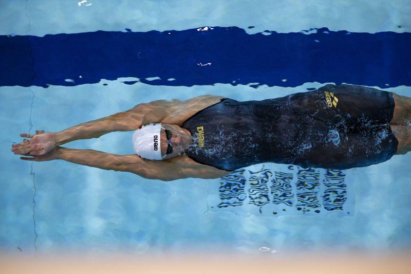 Úszó Eb – Hosszú és Jakabos 200 méter vegyesen, Telegdy 200 méter háton elődöntős
