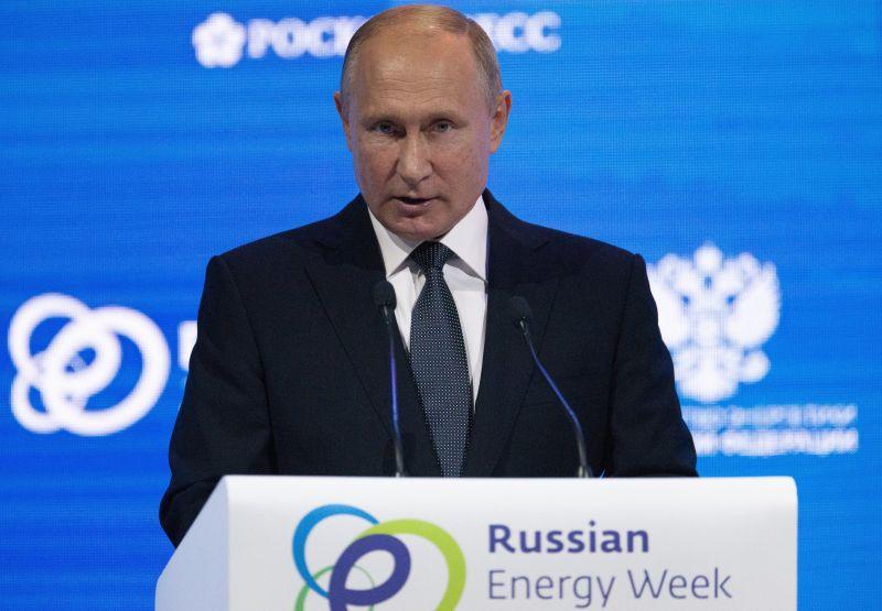 Putyin: komoly együttműködési potenciál gyűlt össze az orosz-magyar viszonyban