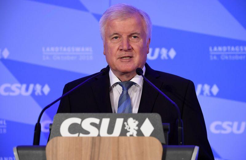Seehofer: a CSU megkapta a felhatalmazást a bajor választóktól a kormányzás folytatására