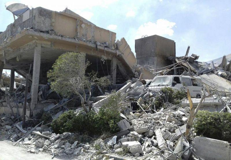 Washington újabb szankciókat jelent be Oroszország ellen Szíria miatt