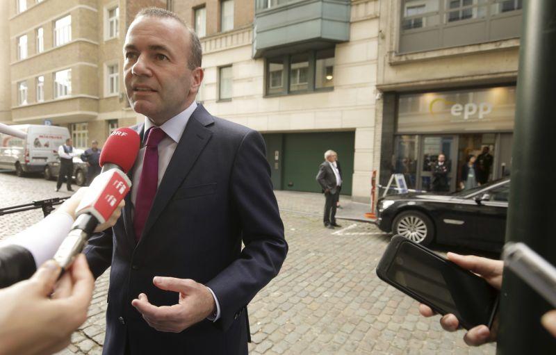Manfred Weber: nincs napirenden a Fidesz kizárása az Európai Néppártból