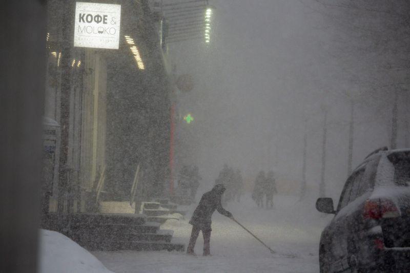 Nem semmi! Moszkvában 140 éves napi havazási rekord dőlt meg