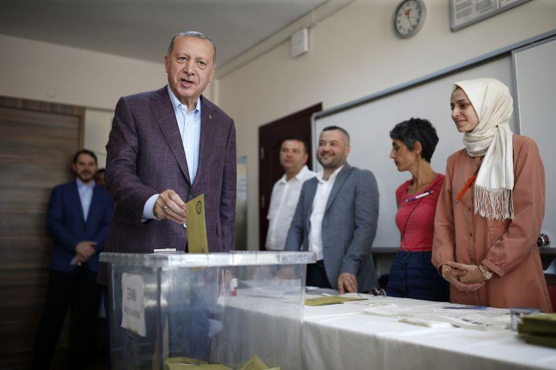 Így reagált Erdoğan arra, hogy elvesztette Isztambult
