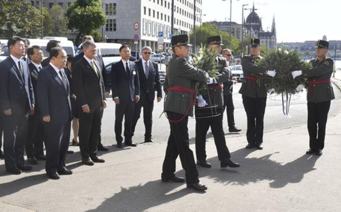 Kövér: Dél-Korea Magyarország stratégiai partnere