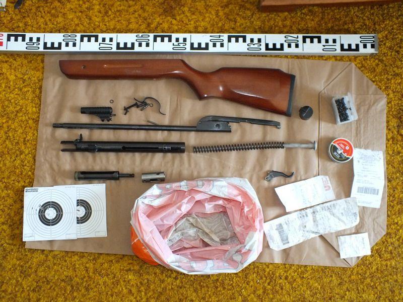 Elfogták a távcsöves légpuskával emberekre lövöldöző székesfehérvári férfit – fotó