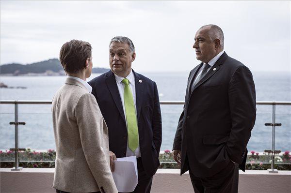 Orbán: hamarosan aláírhatják a Budapest-Belgrád-vasútvonal építési szerződéseit