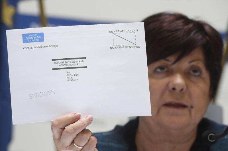 NVI: több mint 266 ezer levélszavazat érkezett