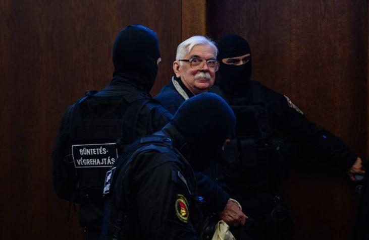Bőnyi rendőrgyilkosság: Jogerősen is életfogytig tartó fegyházbüntetést kapott Győrkös István