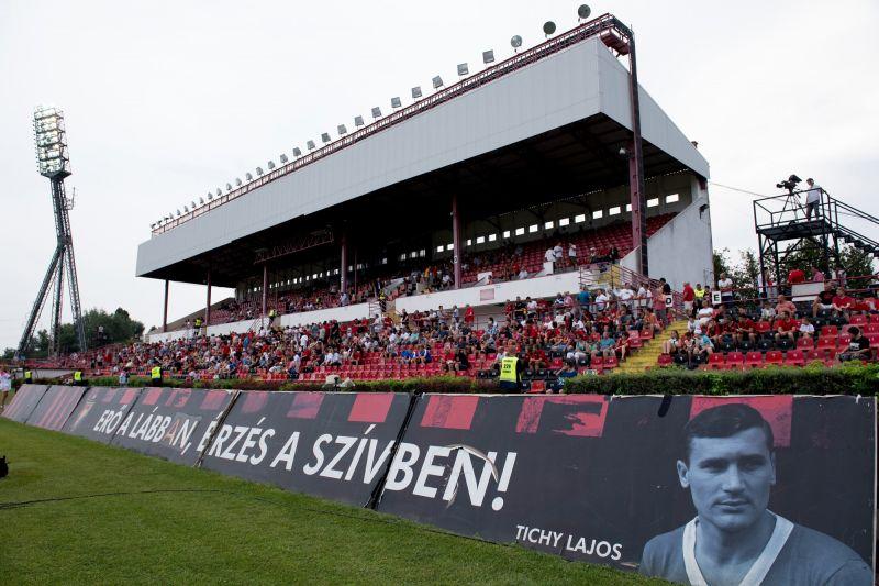 11,7 milliárdért épülhet az új Bozsik Stadion