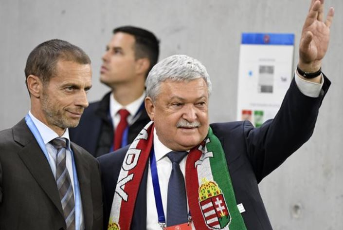 """Csányi Sándor: """"jó meccset játszottunk a szép új stadionban"""""""