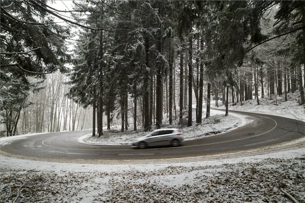 Többfelé havazott az országban és még nincs vége – fotó