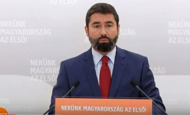 Hidvéghi: több mind 600 ezer aláírást gyűjtött össze eddig a Fidesz az EP-kampányban