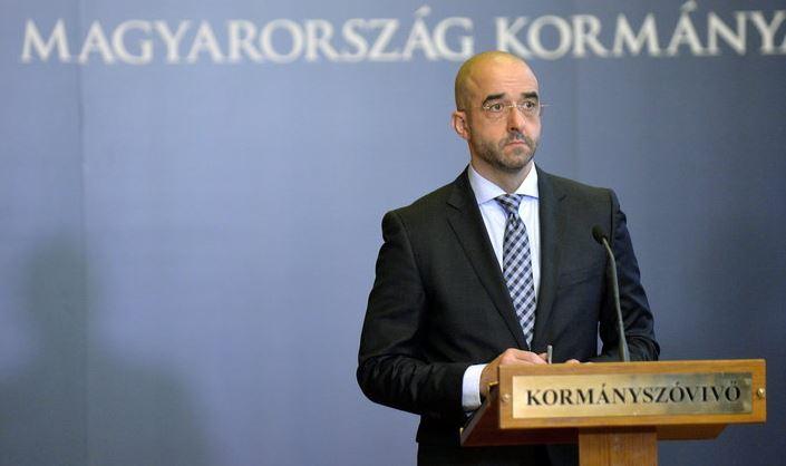 Kormányszóvivő: Soros György nem hajlandó elfogadni a magyar választás eredményét
