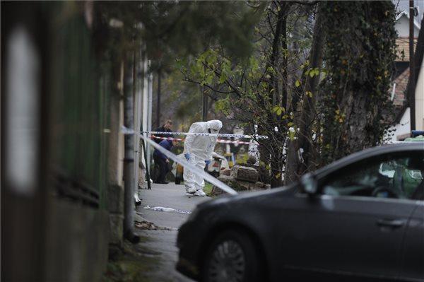 Lelőttek egy nőt a III. kerületben – fotó