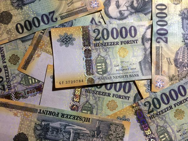 Bezuhant a forint a Sargentini-jelentés elfogadása után