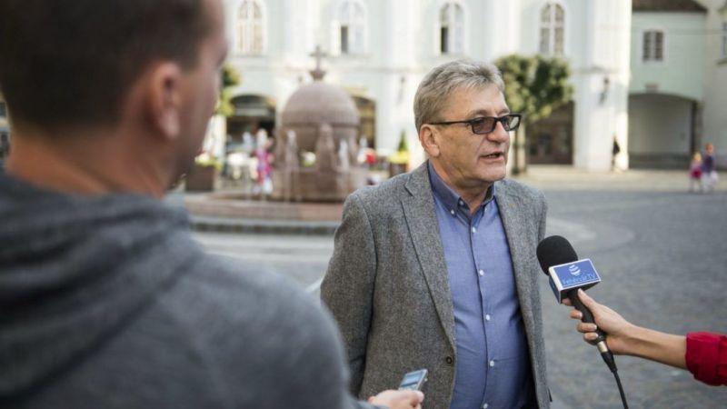 Szívinfarktus miatt kórházba került Ocskay Gábor