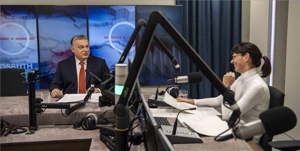 """Orbán Viktor: """"Nekünk nem számok kellenek, hanem magyar gyerekek"""""""