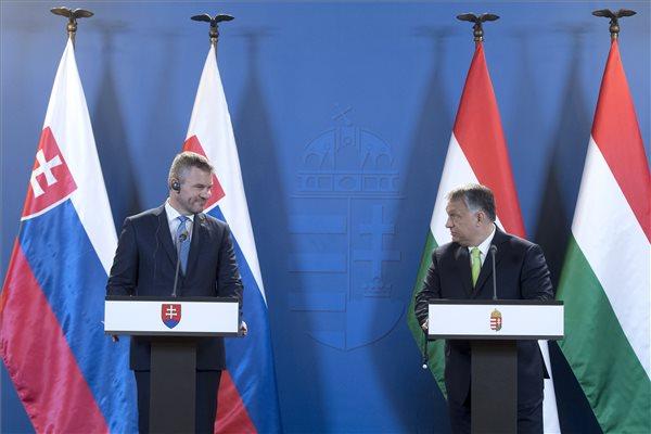 Orbán: Magyarország és Szlovákia egy sikeres régió két sikeres országa